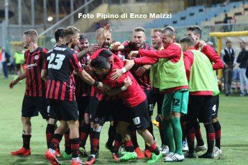 La partita dei Mitici – 02/10/2016 – Matera vs. Foggia