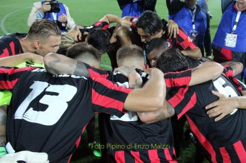 La partita dei Mitici – 16/10/2016 – Juve Stabia-Foggia