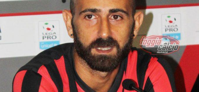 """Foggia, Mazzeo: """"Sono felice, peccato per i playoff. Futuro? Sto bene, non sono preoccupato"""""""