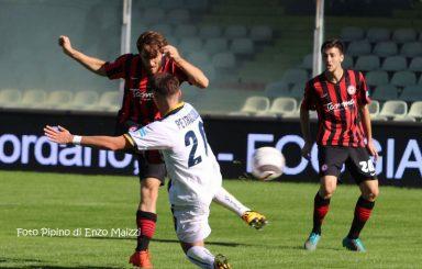 Stagione 2016/2017 – Coppa Italia – Foggia Calcio-Juve Stabia