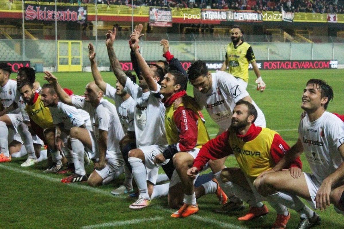 Stagione 2016/2017 Foggia Calcio-Casertana