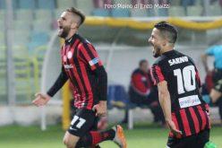 """Il Foggia rischia, ma agguanta il successo a Melfi: 1-3 al """"Valerio"""""""