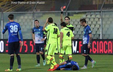 Stagione 2016/2017 – Coppa Italia – Foggia Calcio-Matera
