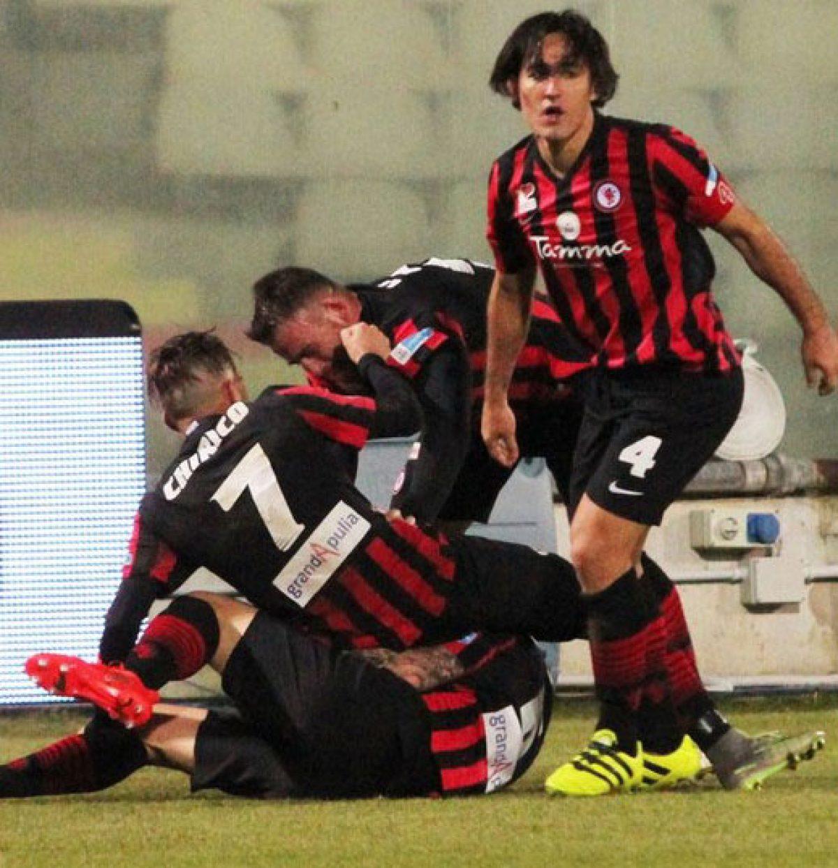 Stagione 2016/2017 Foggia Calcio-Cosenza