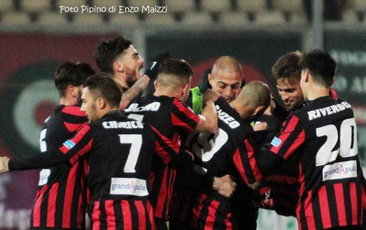 Pratica Vibonese in cassaforte: il Foggia fa 3-1 in Calabria
