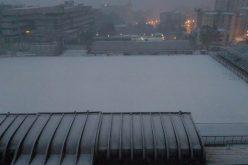 Potenza-Manfredonia verso il rinvio: troppa neve in Basilicata
