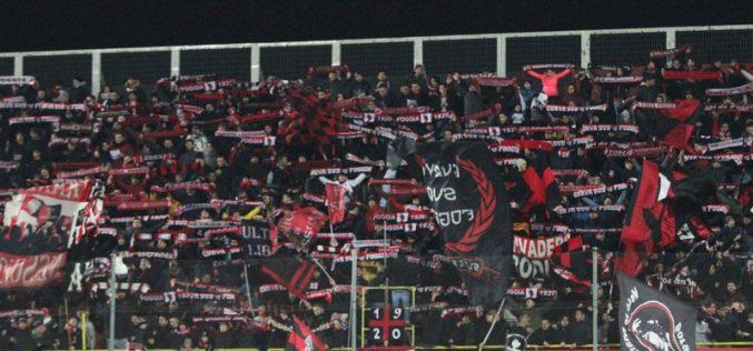 Foggia-Messina: si gioca alle 16:30