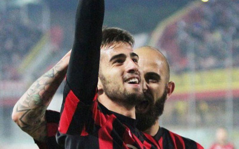 Foggia, sirene dalla Serie A per Deli, ma la dirigenza rossonera vuole riscattarlo