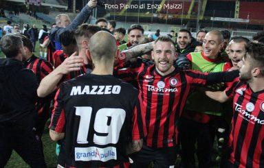 Stagione 2016/2017 Foggia Calcio-Messina