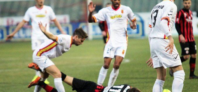 Tris del Foggia Calcio al Messina. Strattone al vertice della classifica
