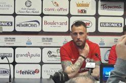 """Coletti: """"Sentivo il piede caldo"""". Il pre-partita: """"Cosenza? A noi interessa il calcio non le baruffe territoriali"""""""
