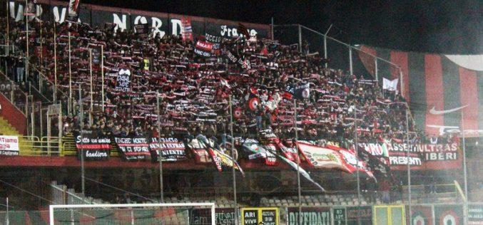 Foggia-Lecce: trasferta libera per i tifosi ospiti. 1500 biglietti