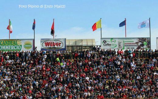 Ufficiale: trasferta di Catania vietata ai tifosi rossoneri