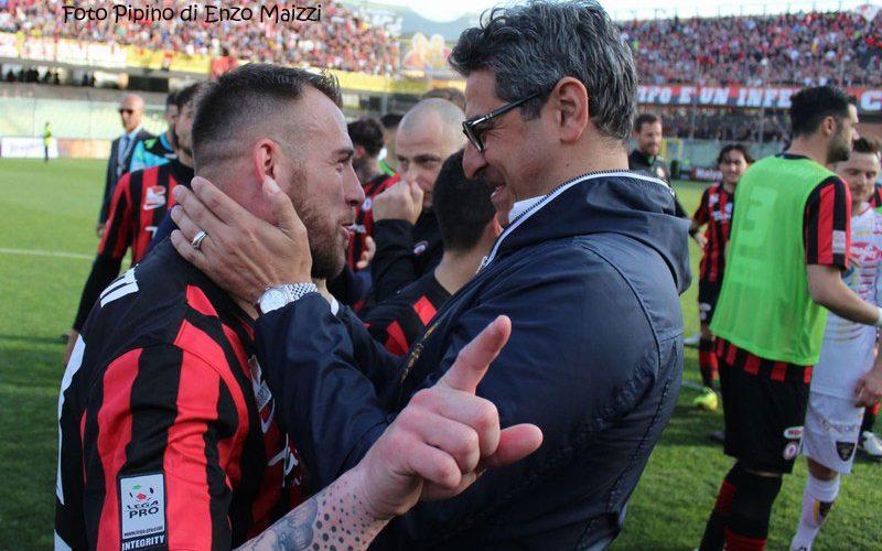 Padalino e il (bel) calcio della sua Juve Stabia