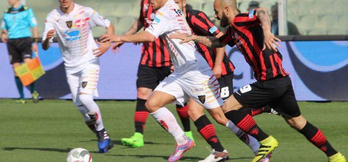 Mazzeo l'arma in più: con i suoi gol sta trascinando il Foggia verso la Serie B