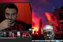 """""""La partita dei Mitici"""" post Foggia – Paganese"""