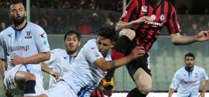 Basta Martinelli al Foggia per battere il Melfi: 1-0 allo Zac
