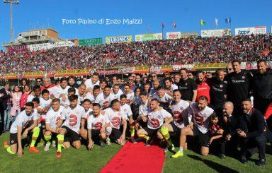 Stagione 2016/2017 Foggia Calcio-Melfi