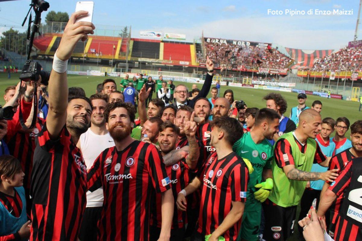 Stagione 2016/2017 Foggia Calcio-Reggina