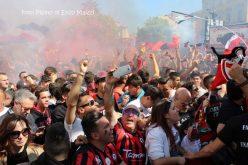 Foggia in Serie B, il day after. In stazione, nei bar e nelle vie del centro: la città si è svegliata felice