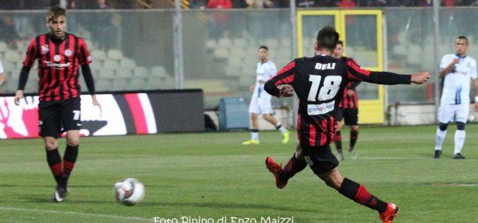 Foggia, bye bye play-off. Il Cittadella s'impone con un altro 3-1