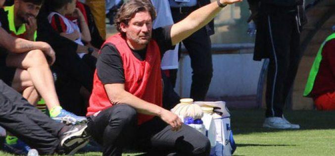 """Foggia, Stroppa: """"Lusingato del rinnovo. Obiettivo salvezza in primis"""""""
