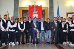 Foggia, «Tutti orgogliosi dell'impresa realizzata da un grande club»