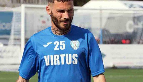"""Virtus Francavilla, Alessandro: """"L'arbitro ci ha insultato tutta la partita. Ma passeremo il turno"""""""