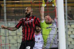 Foggia, il migliore in campo: Mazzeo, segna sempre lui