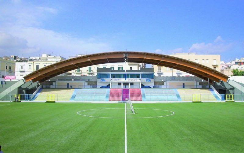 Clamoroso a Manfredonia, rinviata la partita col Gravina per irregolarità del terreno