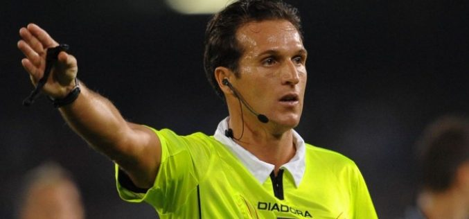 Tim Cup: Sampdoria-Foggia dirige Luca Banti di Livorno