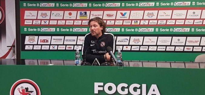 """Foggia, Stroppa: """"La squadra c'è come sempre. Torneremo a far bene"""""""