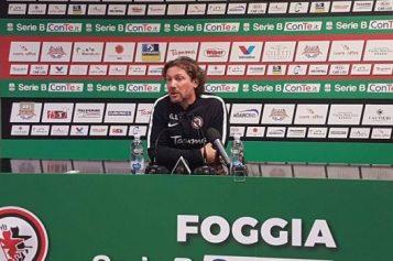 """Foggia, Stroppa: """"Risposta perfetta della squadra"""""""