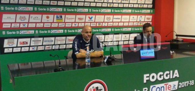 """Palermo, Tedino: """"Buona reazione contro un grande Foggia"""""""