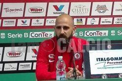 """Mazzeo: """"Il Perugia gioca ma noi vogliamo il risultato pieno"""""""