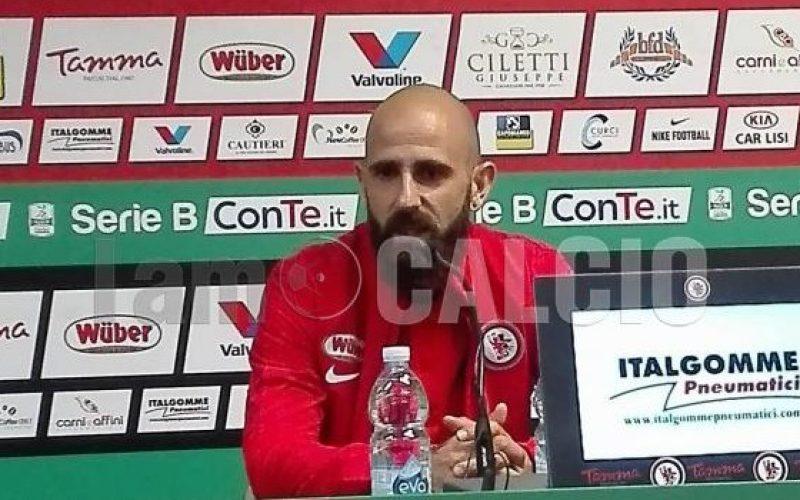 """Foggia, Mazzeo: """"Peccato per il gol subito, meritavamo i tre punti"""""""