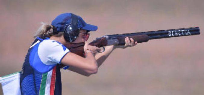 Tiro a volo: Jessica Rossi oro mondiale a Mosca