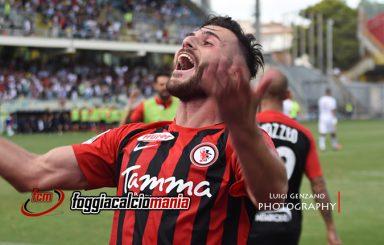 Serie B: Stagione 2017-2018 – I 5 scatti di Foggia-Palermo