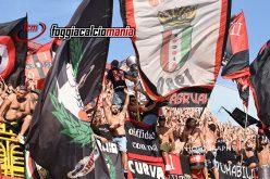 Brescia-Foggia: info Settore Ospiti