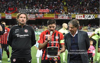 Serie B: Stagione 2017-2018 – I 5 scatti di Foggia-Virtus Entella