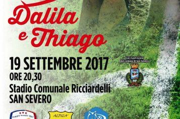 Foggia Incedit femminile: Dalila e Thiago, il 19 settembre in Campo con il Cuore