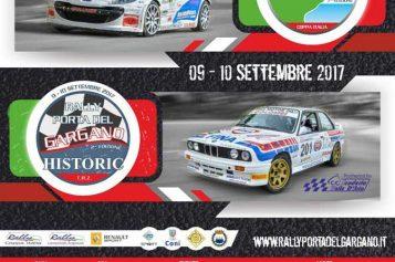 Rally Porta del Gargano è finalmente ai nastri di partenza