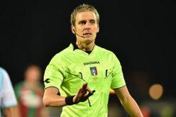 Foggia-Palermo dirige il sig. Chiffi di Padova