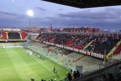 Foggia, info settore ospiti per il match col Novara