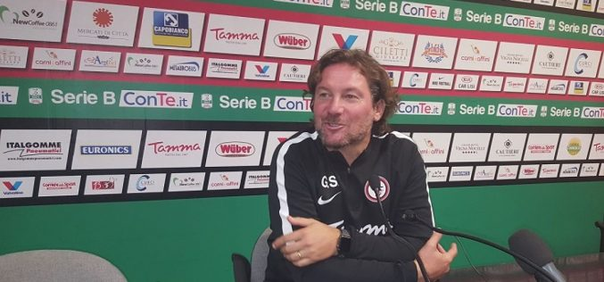 """Foggia, mister Stroppa: """"Abbiamo delle risposte da dare. Pubblico? Lo sento vicino alla squadra"""""""