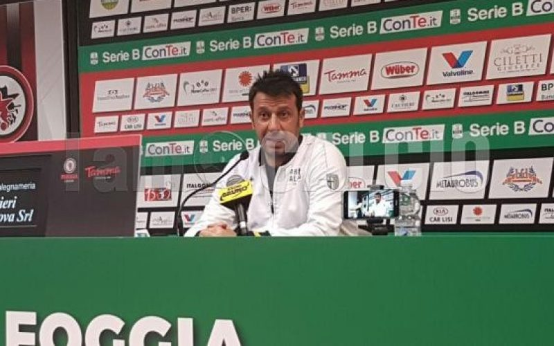"Parma, D'Aversa: ""Motivo d'orgoglio vincere allo Zaccheria"""