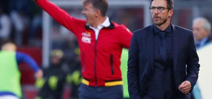 """Roma, Di Francesco chiude la polemica su ElSha: """"Ma non accada più"""""""