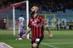 Rimonta Foggia sull'Avellino: 2-1 rossonero firmato Nicastro-Mazzeo