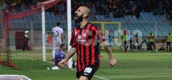 Foggia di misura sulla Salernitana: è 1-0 allo Zaccheria