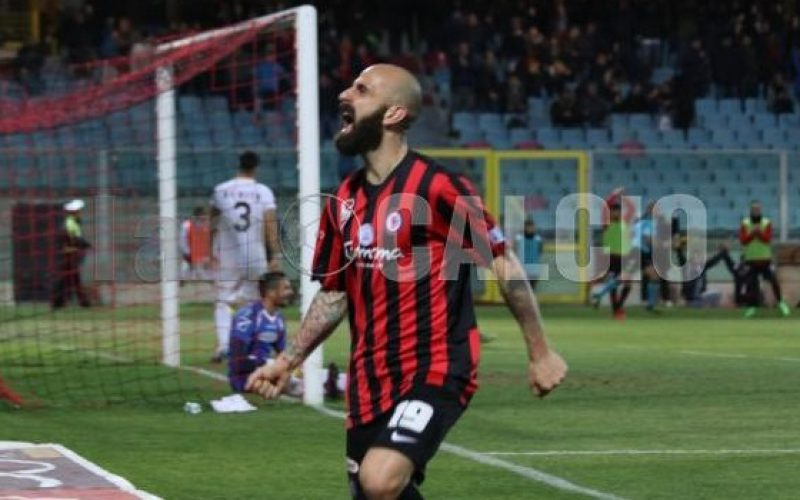 Foggia-Novara 2-2, pari di Dickmann all'84°. Gol e highlights